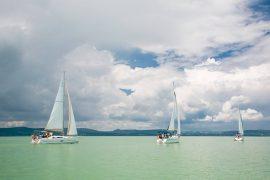 Hajóbérlés a Balaton déli partján
